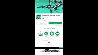 Motorsports mobile manager 3 Free!!