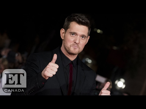 Michael Buble and his wife Luisana give an update on their three-year-old son Noah's condition after he was treated for cancer. SUBSCRIBE to our channel: https://www.youtube.com/user/ETCanadaOffi...