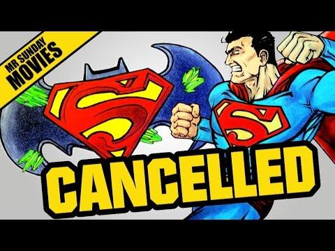 Cancelled BATMAN V SUPERMAN MOVIE Animated Pt 2