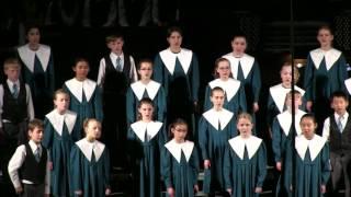 Cantaré Children's Choir Calgary:  Can You Hear Me