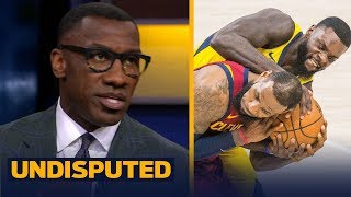Skip and Shannon react to Lance's antics in Game 4 loss to LeBron's Cavaliers | UNDISPUTED