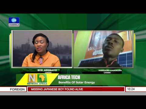 Network Africa: Analyst Advocates More Use Of Solar For Power Generation