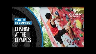 Sports Climbing according to Chinas Pan Yunfei | Youth Olympic GamesFootBall