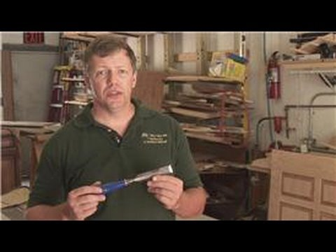Woodworking Tools : Types of Wood Chisels