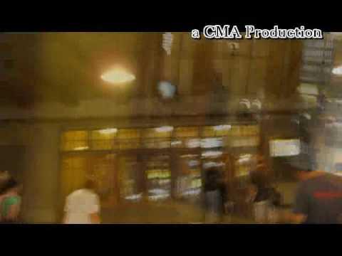 Grand Central Terminal - New York 2009 - Travel to Harlem Subway Trains Station