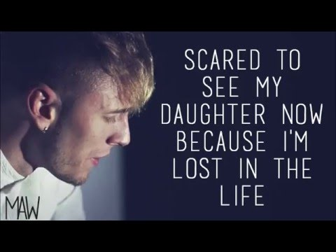 Machine Gun Kelly - Gone (With Lyrics)