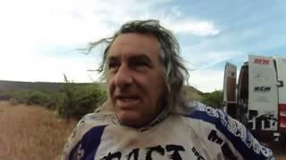 Sardegna Rally Race 2015: Mauro Uslenghi, al termine della seconda tappa