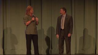 Want Audience Interaction Motivational Speaker Elizabeth McCormick