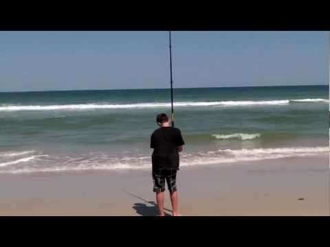 How to Catch Fish on the Beach