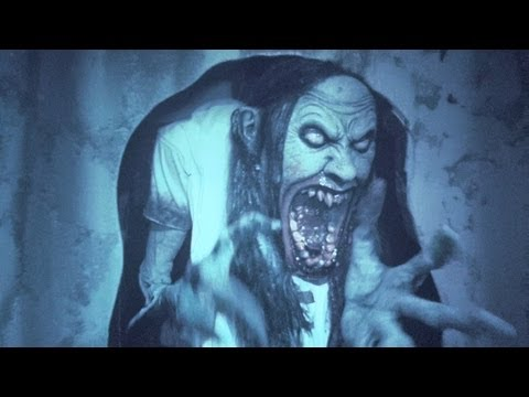 La Llorona (NightVision) Halloween Horror Nights 2012 Universal Studios Hollywood