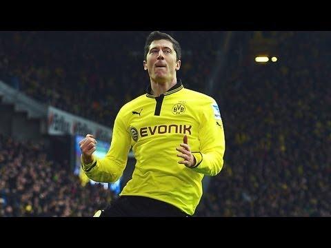 Lewandowski to sign for Bayern Munich