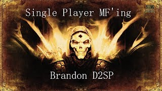 Diablo 2 - Single Player Magic Finding 🍸