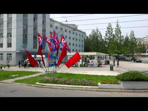 North Korea Streetview