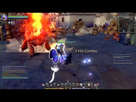 Dragon Nest Europe   Lv 90 Daily Quest Light Fury