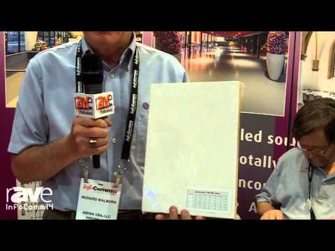 InfoComm 2014: Sona USA Details its Invisible Acoustic Finish