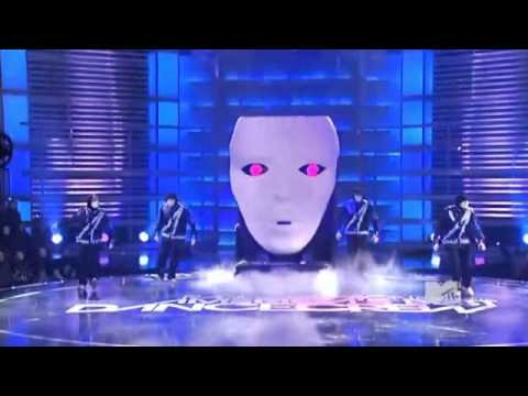 Robot Remains-jabbawockeez.mp4 video