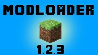 Minecraft 1.2.3: Modloader Tutorial [GERMAN] [HD]