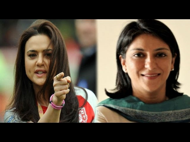 Preity Zinta to contest election against Priya Dutt?