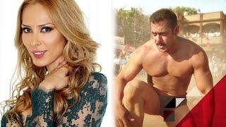 OMG! Iulia Vantur Convinces Salman Khan For This Unbelievable Thing! | Bollywood News