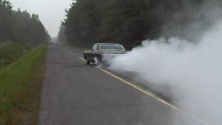 buick wildcat burnout