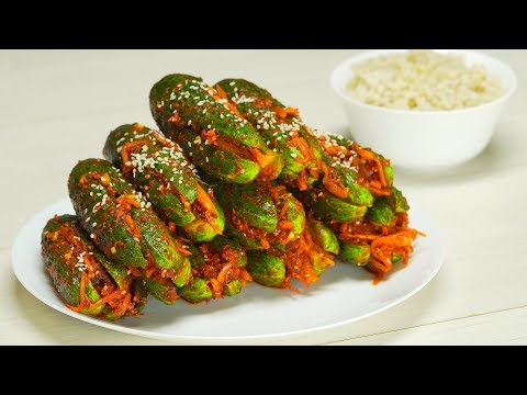Огурцы по-корейски. Рецепт от Всегда Вкусно!