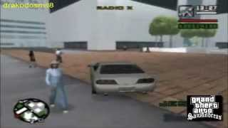 GTA SAN ANDREAS PARA LA (playstation 2) Y (PS2)..