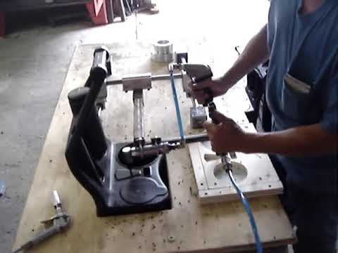 Duplicator Trimming Machine