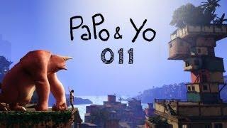 Let's Play Papo & Yo #011 - Zerbrochene Welt [deutsch] [720p] [indie]