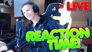 Reaction-Stream!