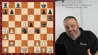 Games of the 2nd Sharjah Masters 2018, with GM Ben Finegold
