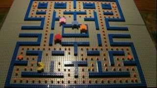 Lego Pac-Man Game