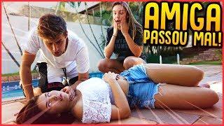 ELA PASSOU MAL NO VÍDEO!! ( DEU RUIM ) - TROLLANDO REZENDE [ REZENDE EVIL ]
