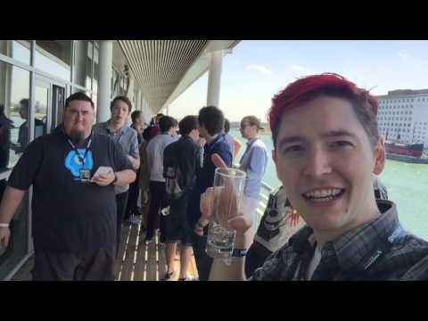 London 2015, Day Seven: Minecon, Meet & Greet, Panels!