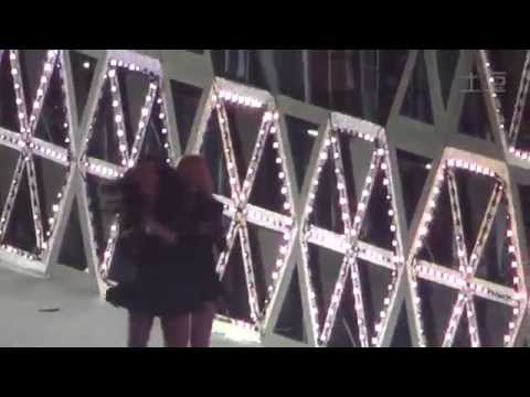 141018 Smtown Shanghai Ending  (snsd Fancam) video