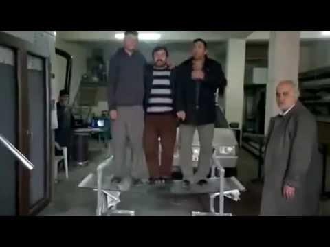 Türkiye'de kırılmayan cam testi