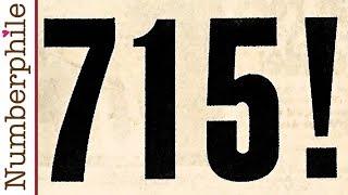 Aaron Numbers - Numberphile