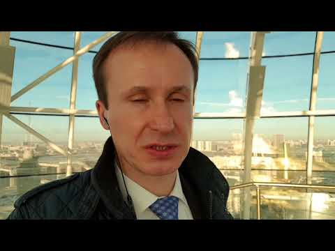 Астана, апрель 2018