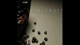 Minecraft самолёт без мода!!!