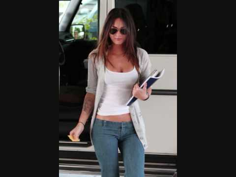 Megan Fox paparazzi pics HOT Video