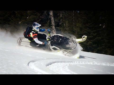 FELKER SHREDS: Turbo Ski-Doo 137   Aerocharger