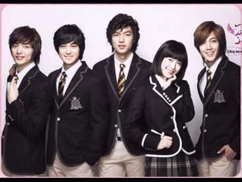 canciones de boys over flowers -remix