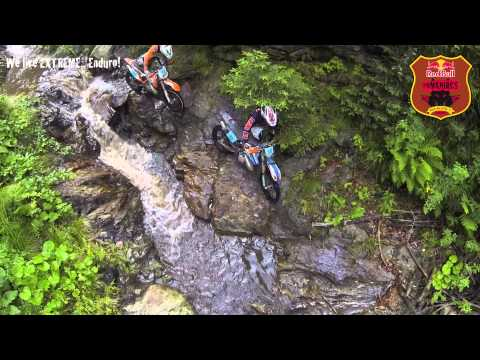 Red Bull Romaniacs Official Video: The icy waters of the