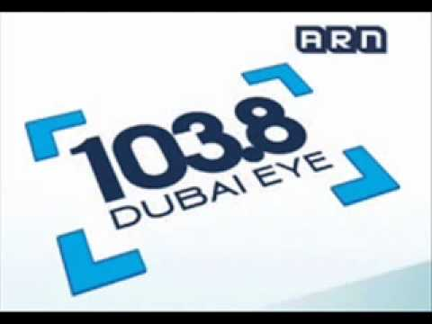 Dubai Eye 103 8   Siobhan Live radio interview with Desley 13 12 11