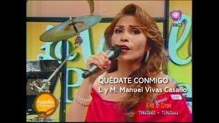 A Flor De Cumbia QUEDATE CONMIGO - DONDE ESTÁS VIDA MÍA (en La Wislla Popular)