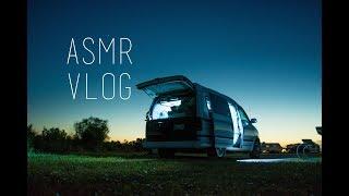 ASMR Vlog | Cross Country Trip