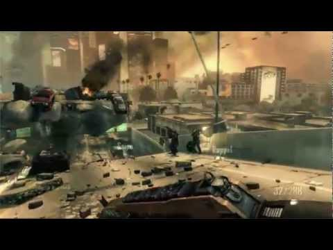 Call of Duty Black Ops 2 - Gameplay Demo Walkthrough E3 2012 [HD] (Xbox 360/PS3/PC)