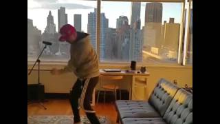 Popping Dance New York City by Bakim (바킴)