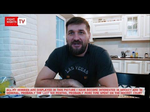 Фильм. Один день из жизни Виталия Минакова