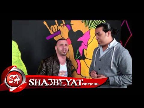 لقاء النجم عصام ربيع فى مهرجان قناة شعبيات 2015
