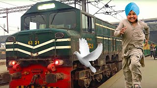 Train Crossing Videos Signal Road Mandra Pakistan Tour Gujarkhan chakwal GT Road Sohawa